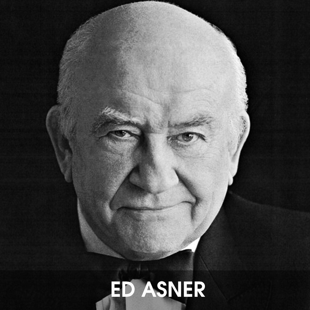 ED ASNER – National & Local Board