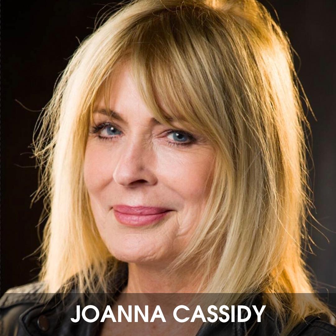 JOANNA CASSIDY – Local Board