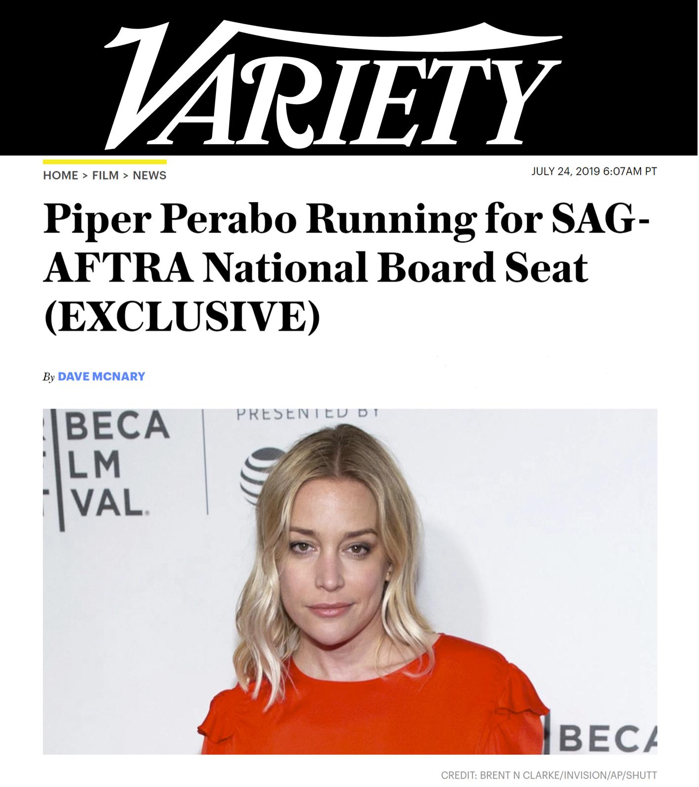 Piper Perabo