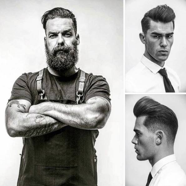 """MATTY CONRAD - @MATTYCONRADMatty Conrad is recognized as one of the top men's grooming experts in North America. After 15 years as a top stylist, creative platform artist, and successful salon owner his passion for technical haircutting and a strong admiration for his grandfather drove him to shift career paths and enter the world of barbering.Borrowing from both traditional barbering and modern men's hair styling, his own style of heritage barbering is putting him at the vanguard of men's grooming in North America He has been recognized globally as a pioneer of """"New Market Barbering"""" and is regularly called on as a grooming expert for a multitude of trade and mainstream magazines.Matty's unbridled enthusiasm for sharing his wisdom, experience, and passion for our industry has made him a mainstay in front of classrooms and industry show stages around the globe."""