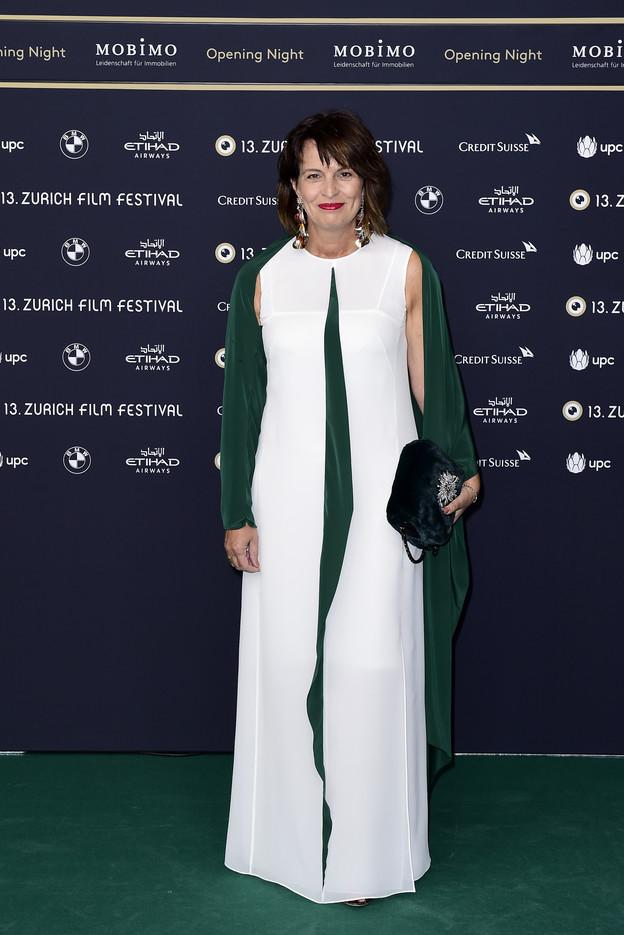 «Atom-Doris» am Film Festival.  BILD: srf.ch