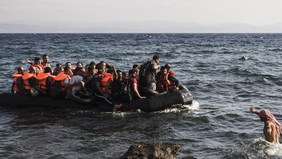 AFP/ Achilleas Zavallis via CNN
