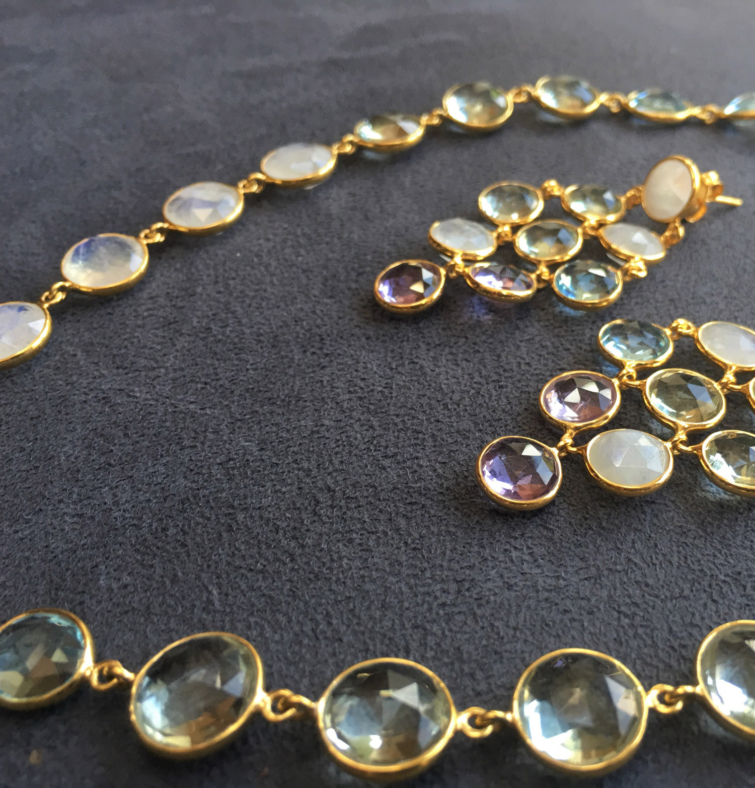 JEWELLERY = - PERFECTLY STYLED, THE BELLE OF THE BALL, THE ENVY OF YOUR FRIENDS, THE ONE WHOSE PICTURE GOES VIRAL... yes, we can do all of that and much more.