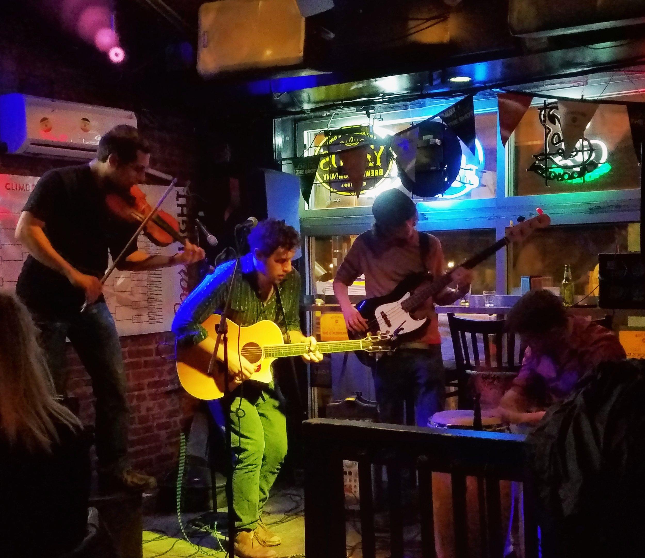 Raven Lounge, Rittenhouse,Philadelphia