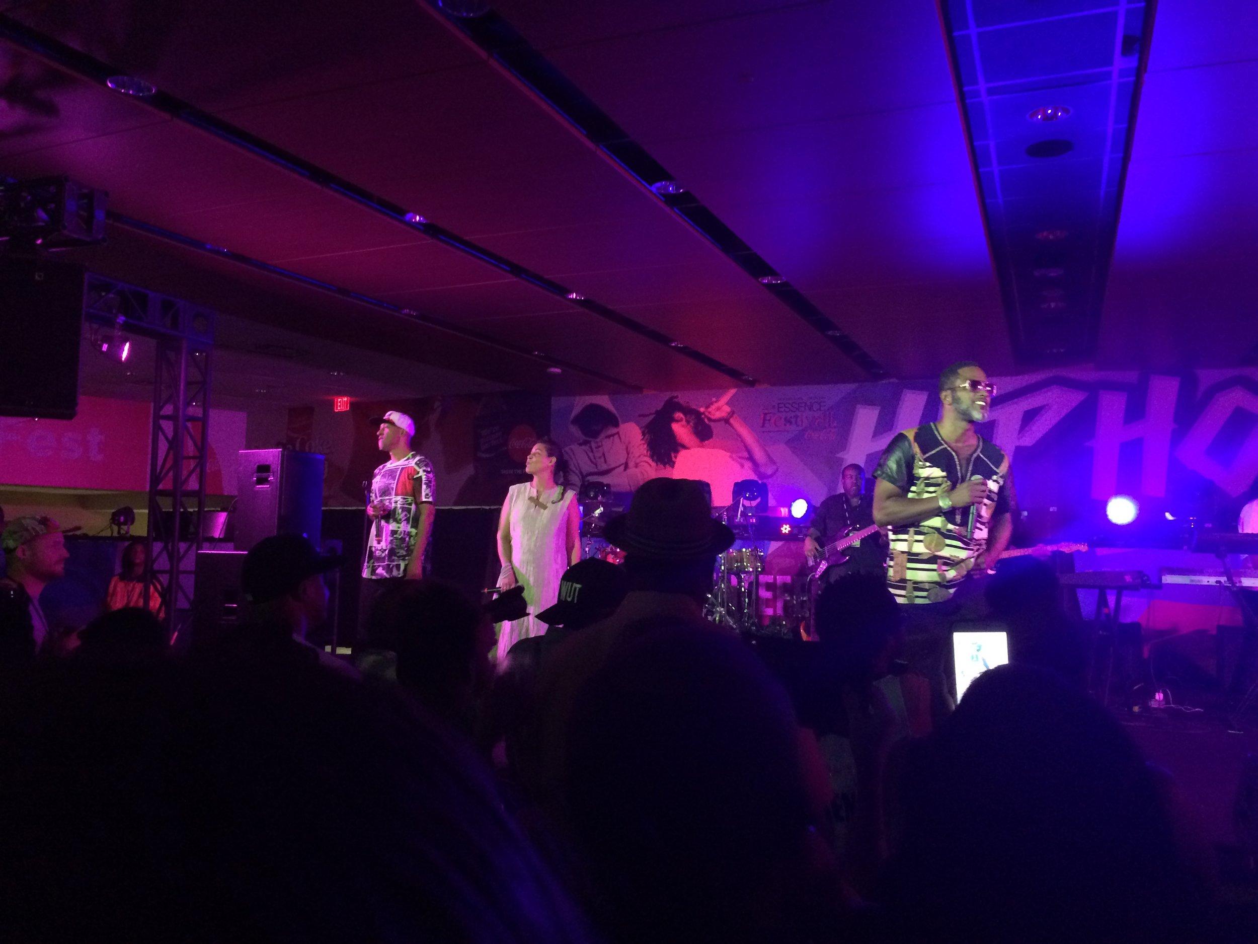 Digable Planets, 2016 Essence Fest, New Orleans