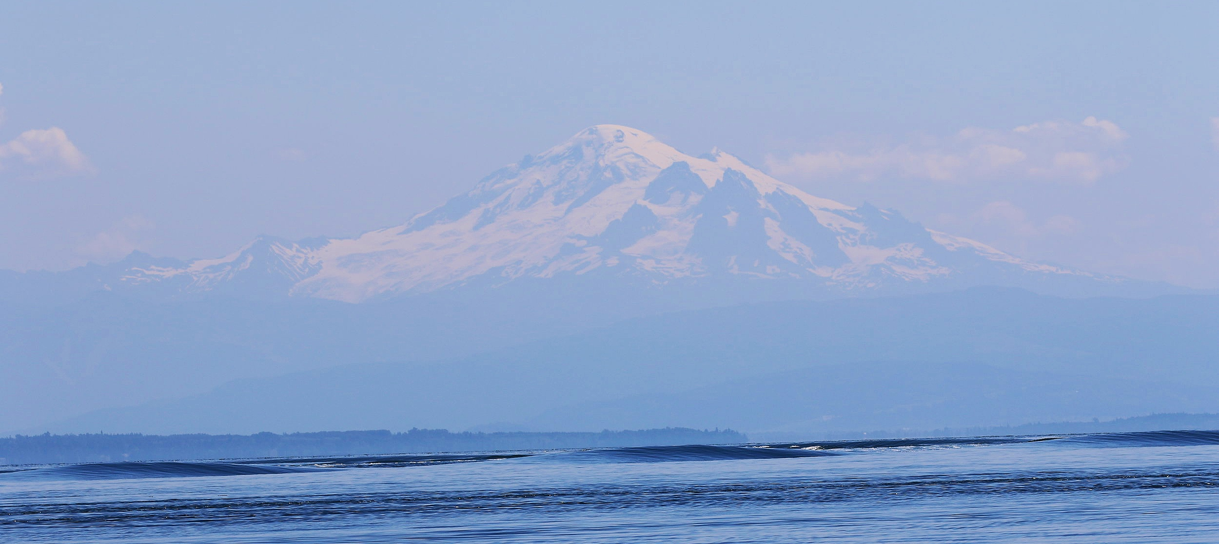 Mount Baker. Photo by Alanna Vivani (10.30)