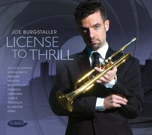 License to Thrill - Featuring Mingby Su Lian Tan, performed by Joe Burgstaller