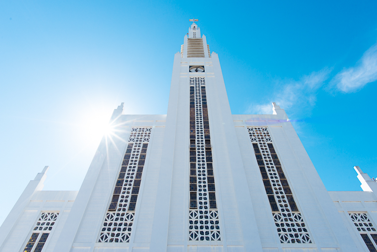 The Cathedral of Our Lady of the Immaculate Conception