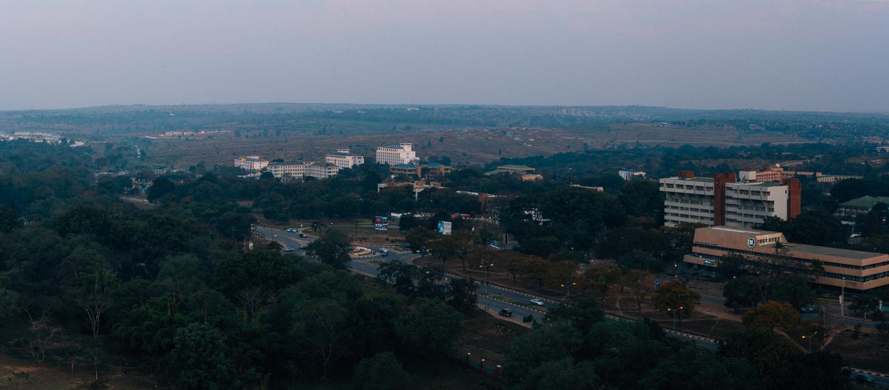 The Lilongwe CBD