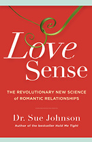 Love Sense: The Revolutionary New Science of Romantic Relationships Hardcover  – December 31, 2013   by Sue Johnson