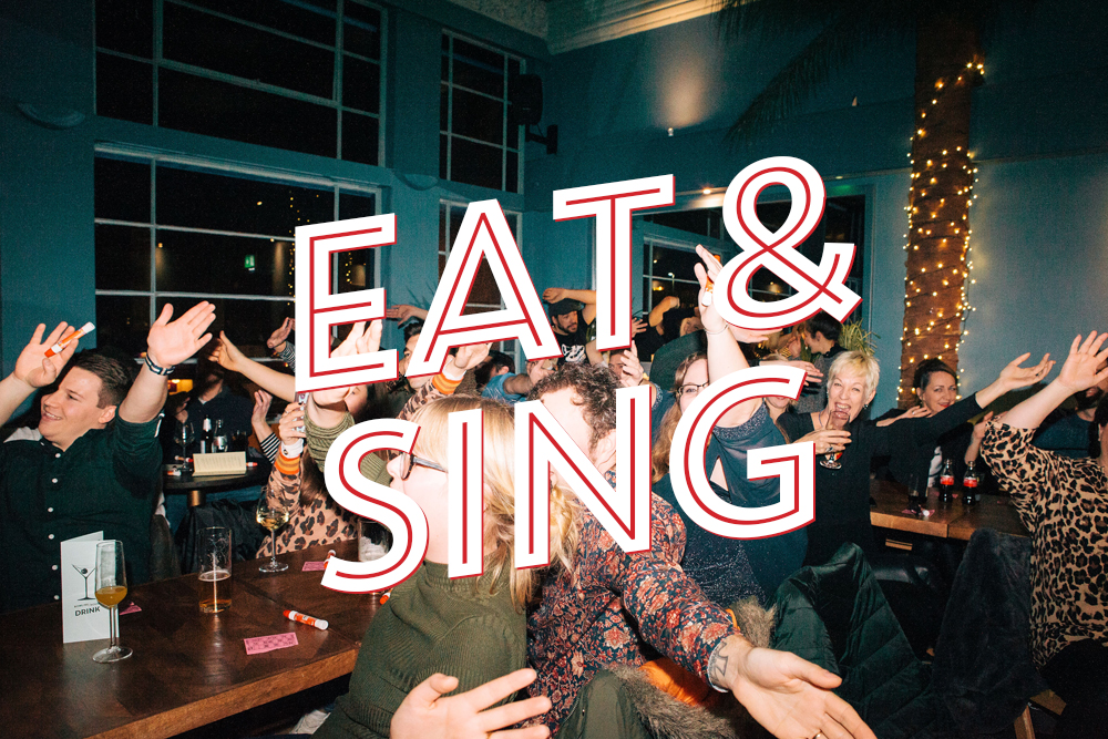 EAT & SING / £22pp  /   2 Hours of Karaoke & Banquet Menu    Click here   to view our Banquet Menu    BOOK NOW