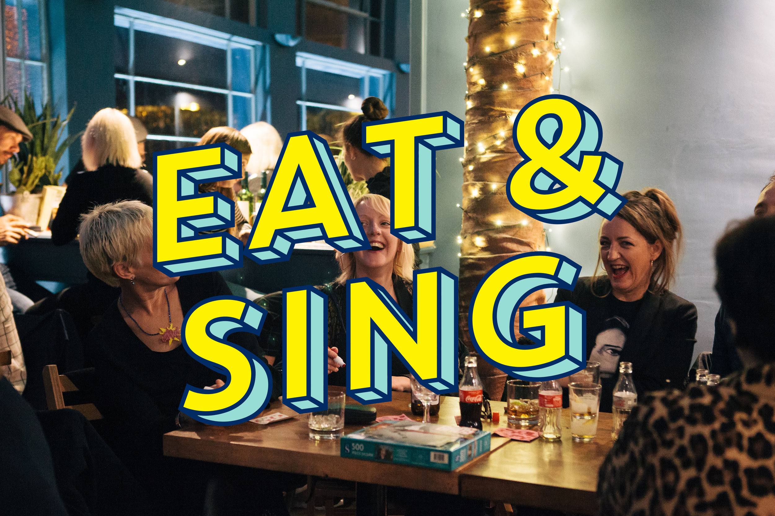 EAT & SING PACKAGE   2 Hours of Karaoke & Set Menu //  £20 per person     Click here   to view our set menu.    BOOK NOW