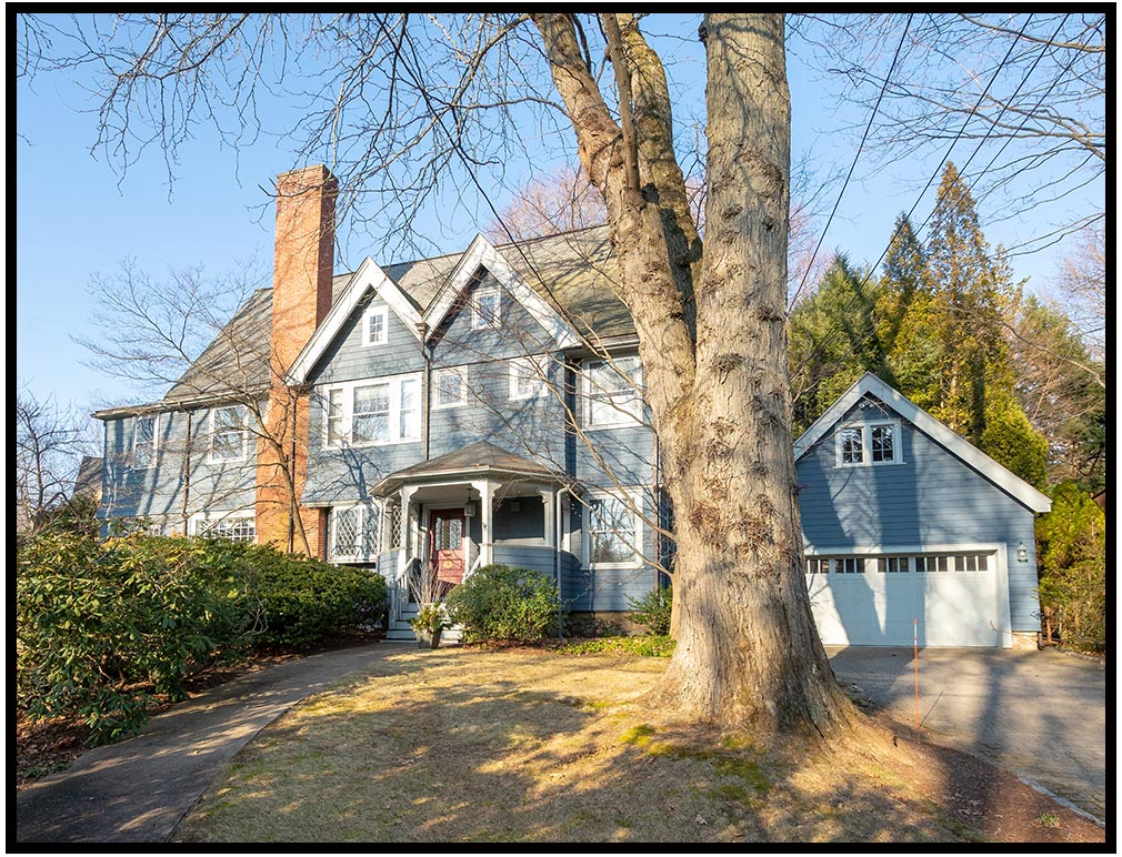 95 Suffolk Road Newton, Chestnut Hill - $2,295,000