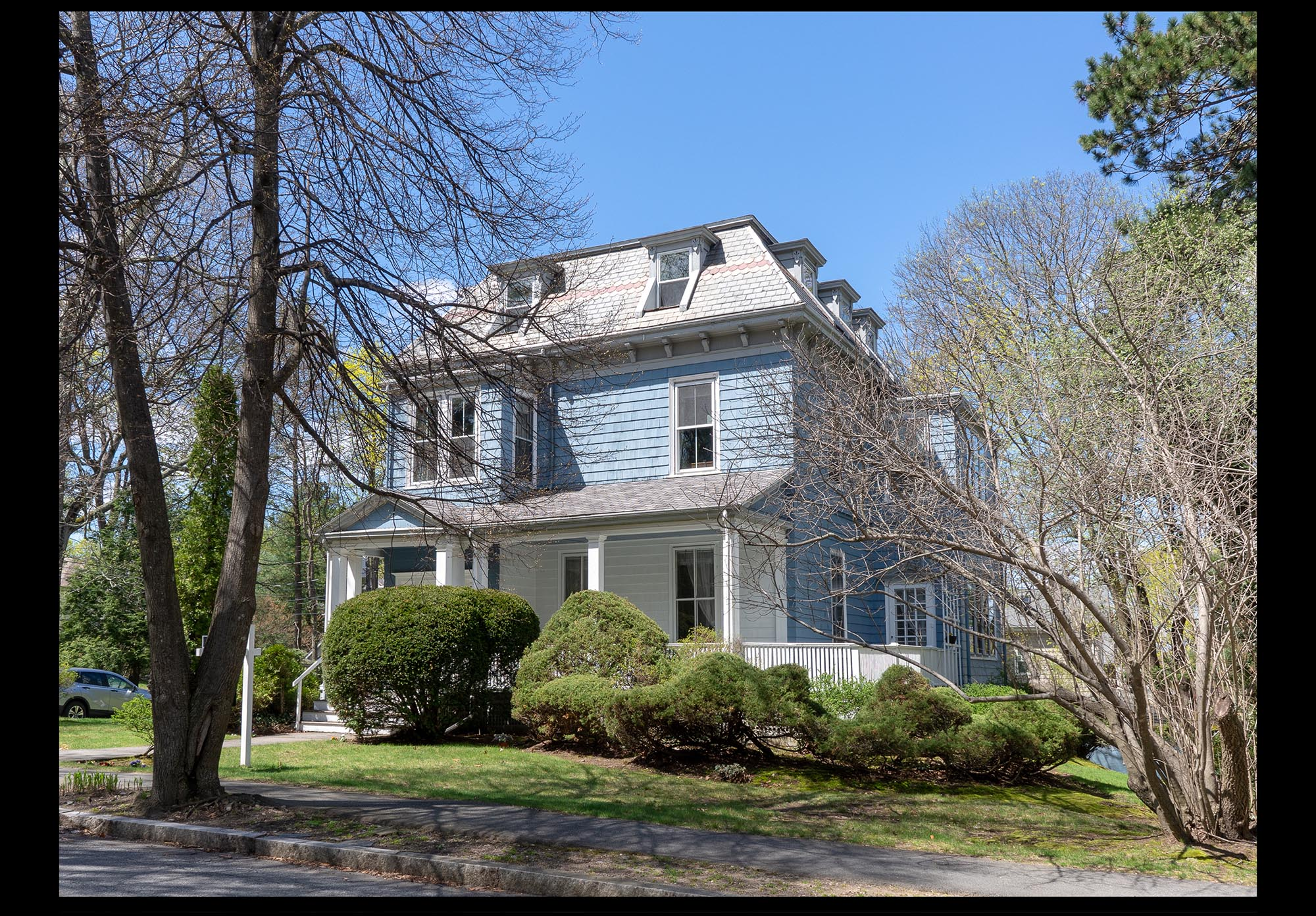 185 Highland Avenue, West Newton - $1,890,000