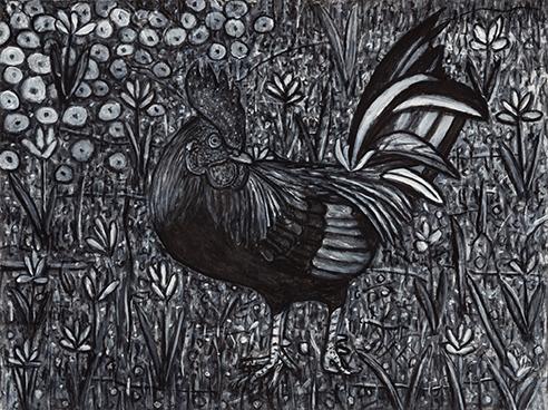 Remembering A Bird  Called Sankofa, 2015