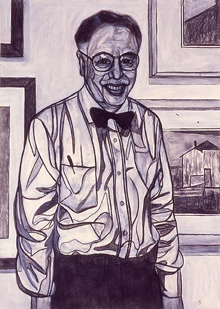 The Art Dealer, 2001