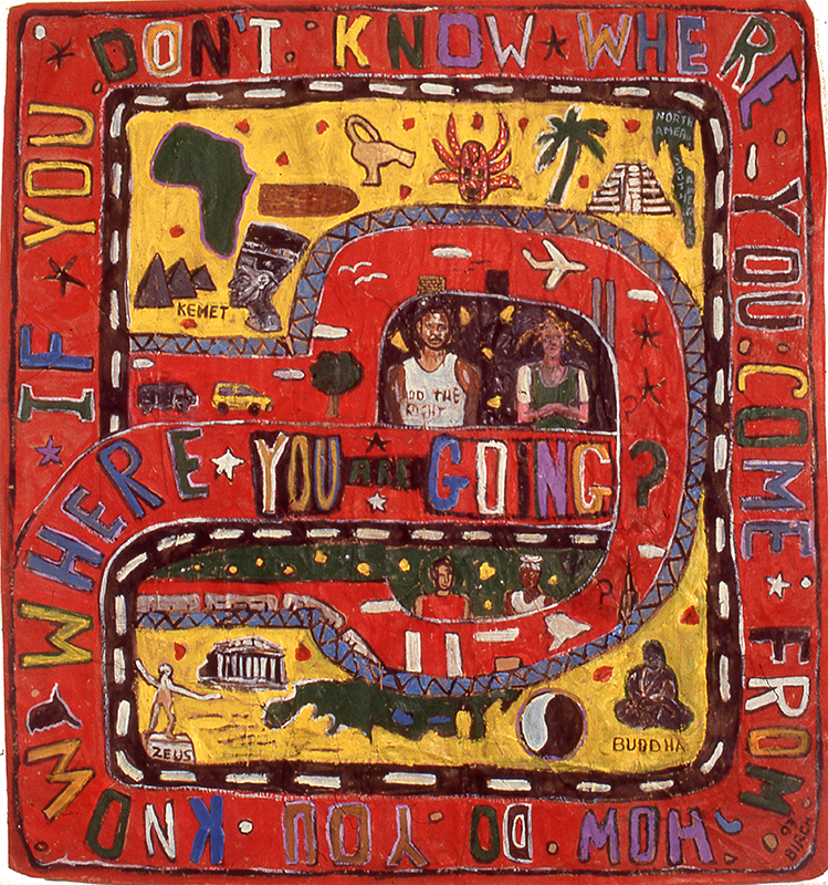 If You Don't Know Where You Come From,   How Do You Know Where You're Going?,  1993