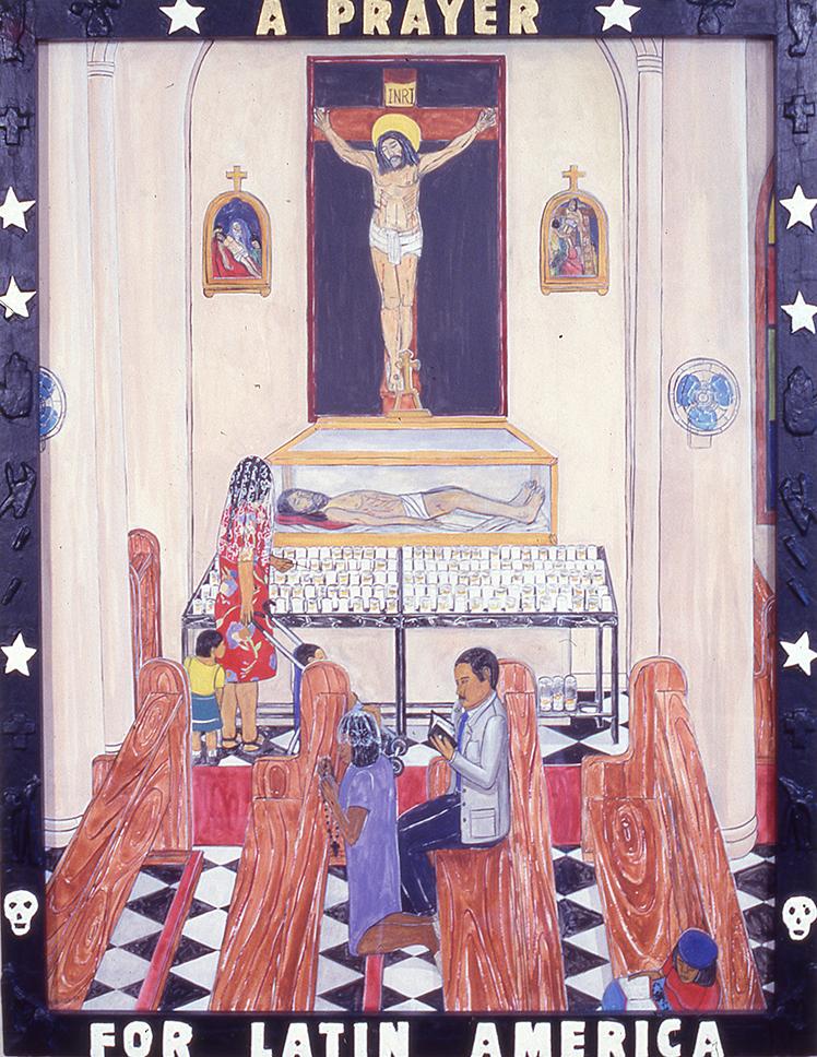 A Prayer for  Latin America, 1987
