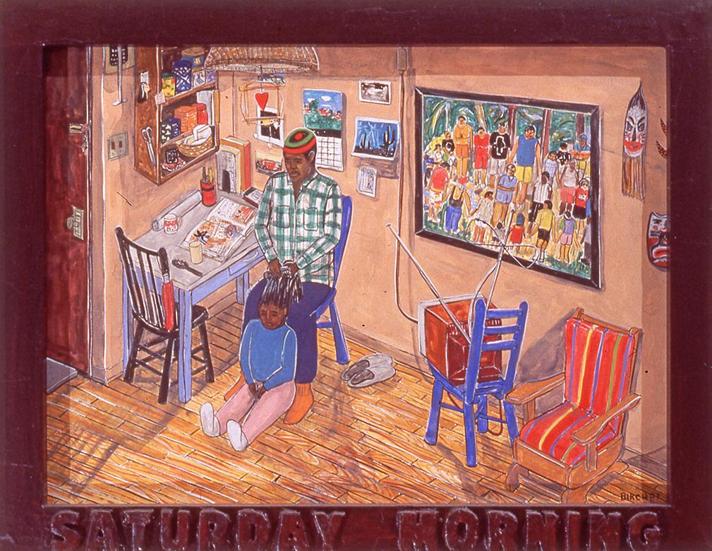 Saturday Morning, 1987
