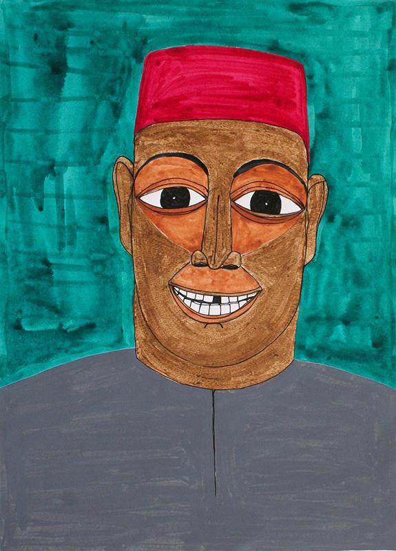 Portrait # 3, 1982