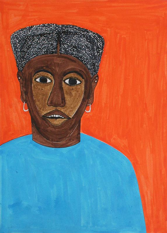 Portrait # 2, 1982