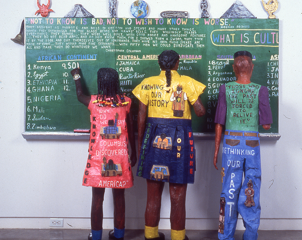Knowing Our History,  Teaching Our Culture, 1992