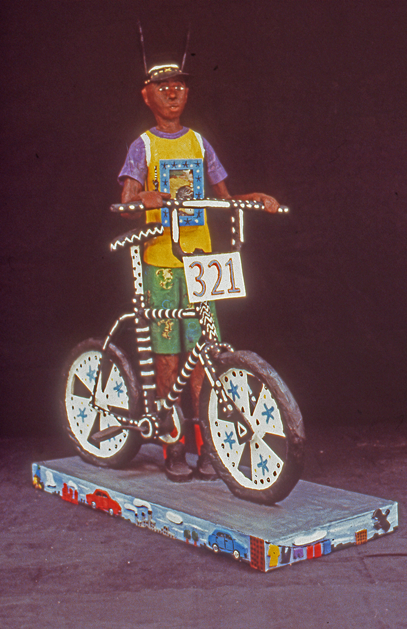 Boy With Bike, 1991