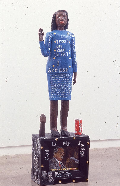 Anita Hill, 1991-1992