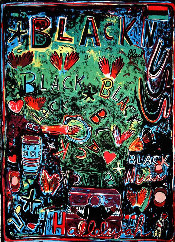 Blacknuss, 1995
