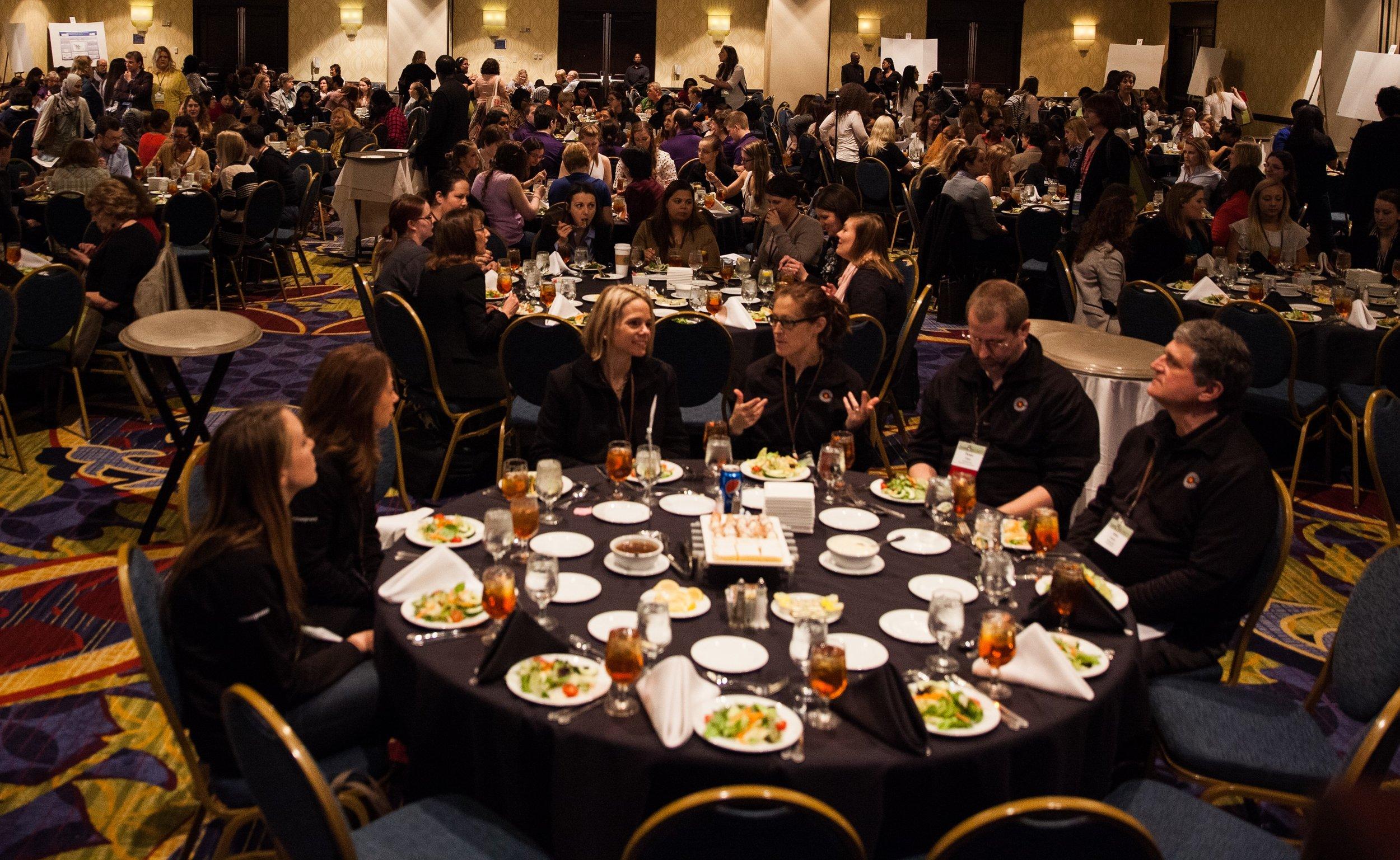 Organizations in Attendance -