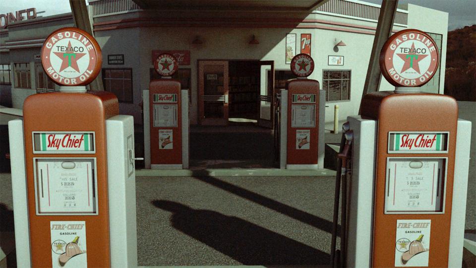 Retro_GasStation