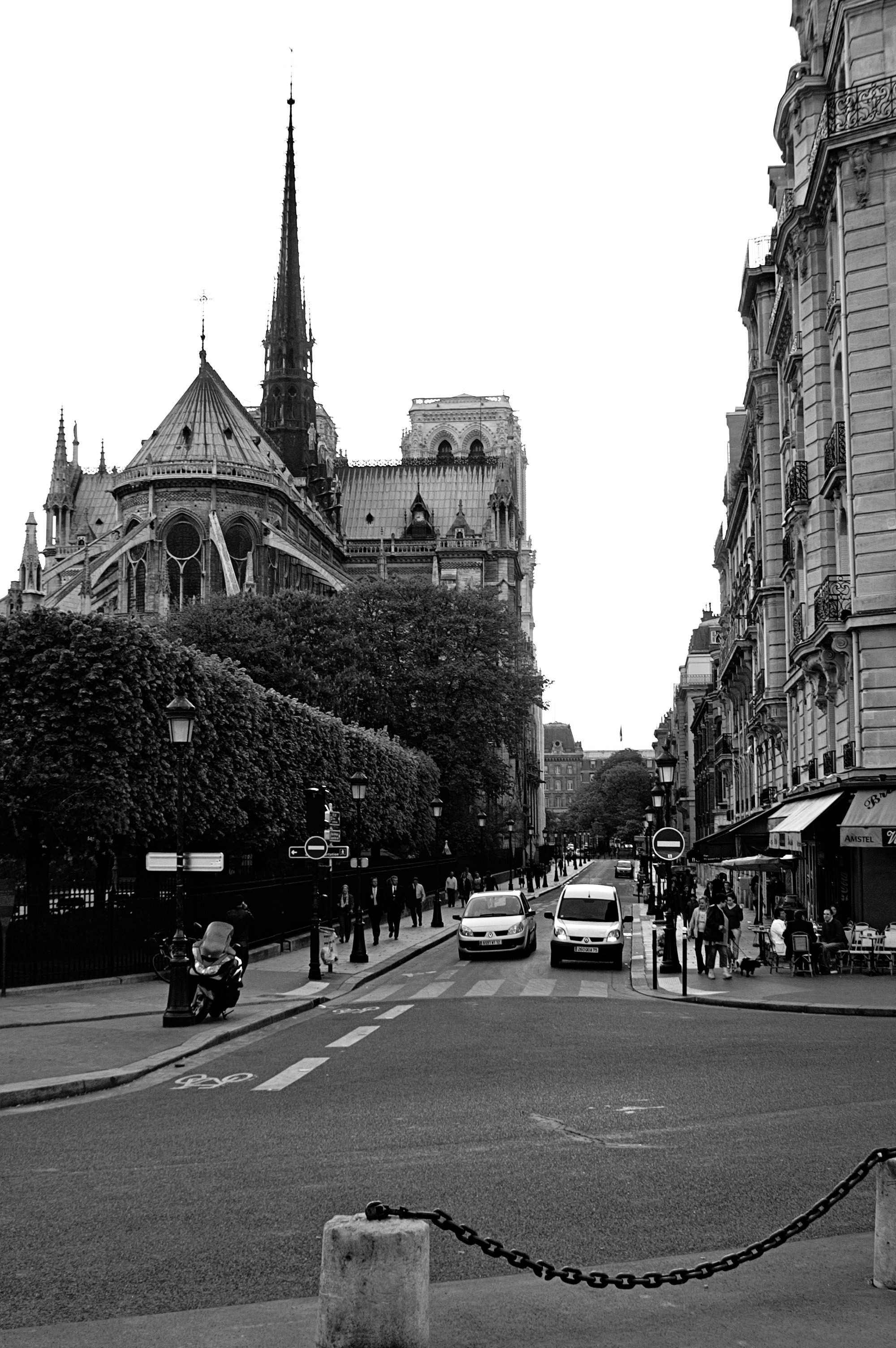 Streets of Notre Dame