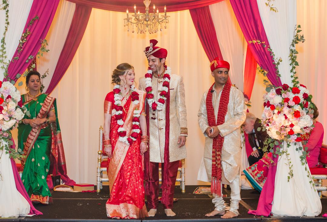Callie & Shreyus Wedding
