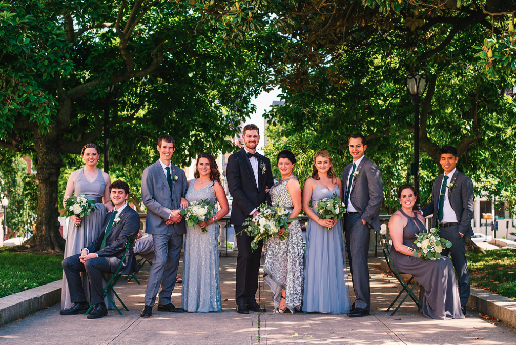 Colleen & Adam's Wedding