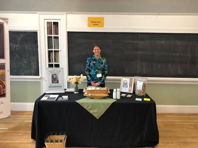 Had a wonderful time at the Hope and Main Tabletop Show last week. It was a great trade show with over 60 food businesses in attendance. Great opportunity for buyers to meet emerging entrepreneurs and discover emerging food brands. -
