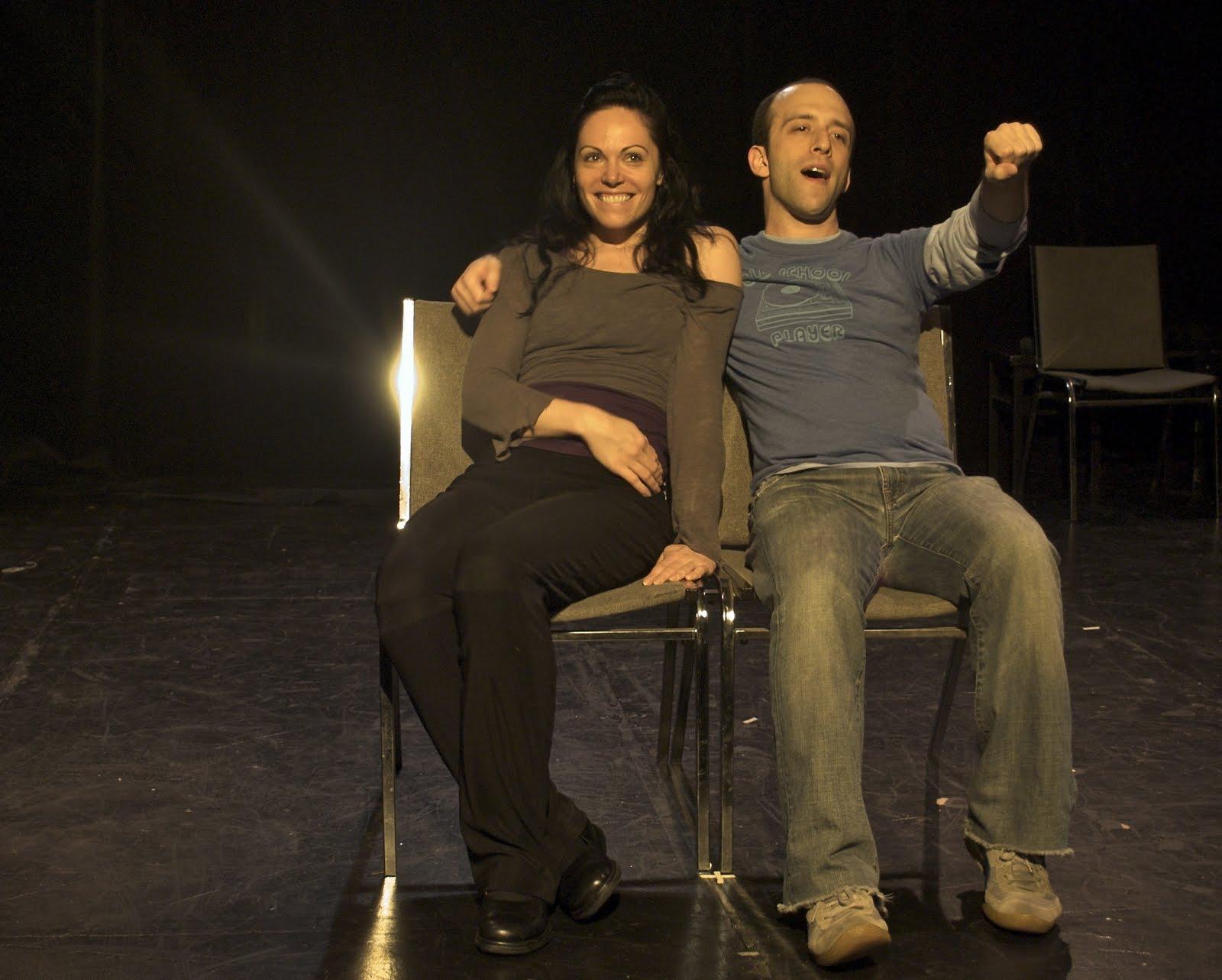 Eli & Cheryl Jump, FringeNYC