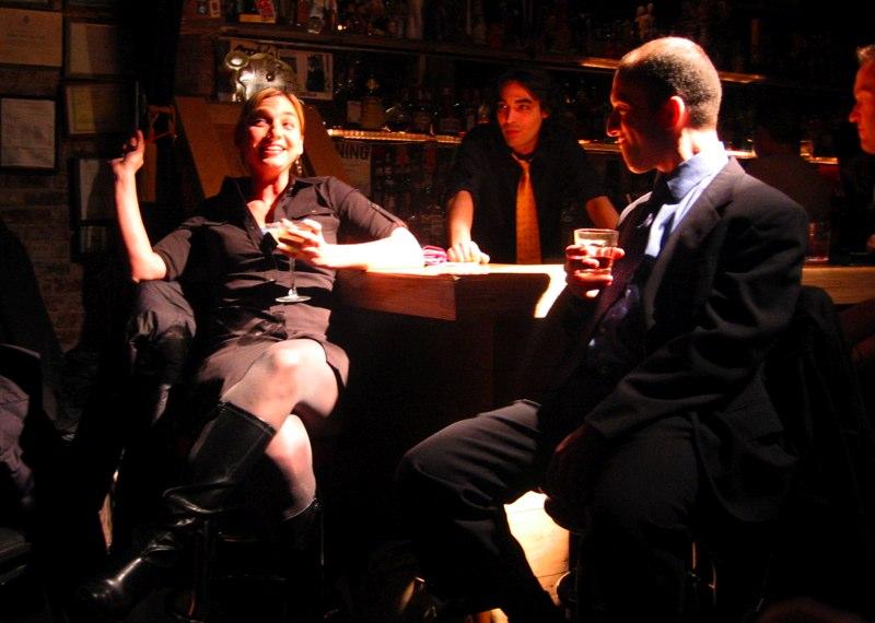 Sticky , Bowery Poetry Club NYC