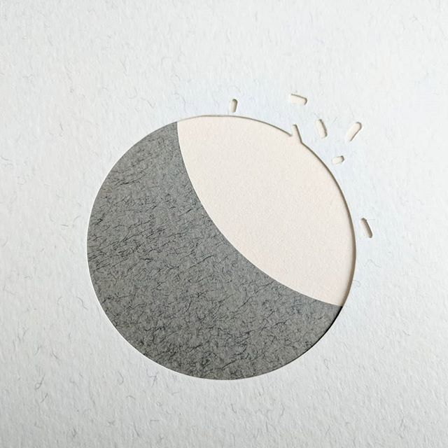 Cutting paper & thinking though making some props for jewellery photoshoot #diy #papercraft #designermaker #propmaking #fiskars