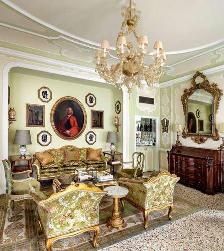 The Hemingway Presidential Suite