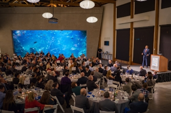 The President's Dinner at The Great Conversation in Security 2017
