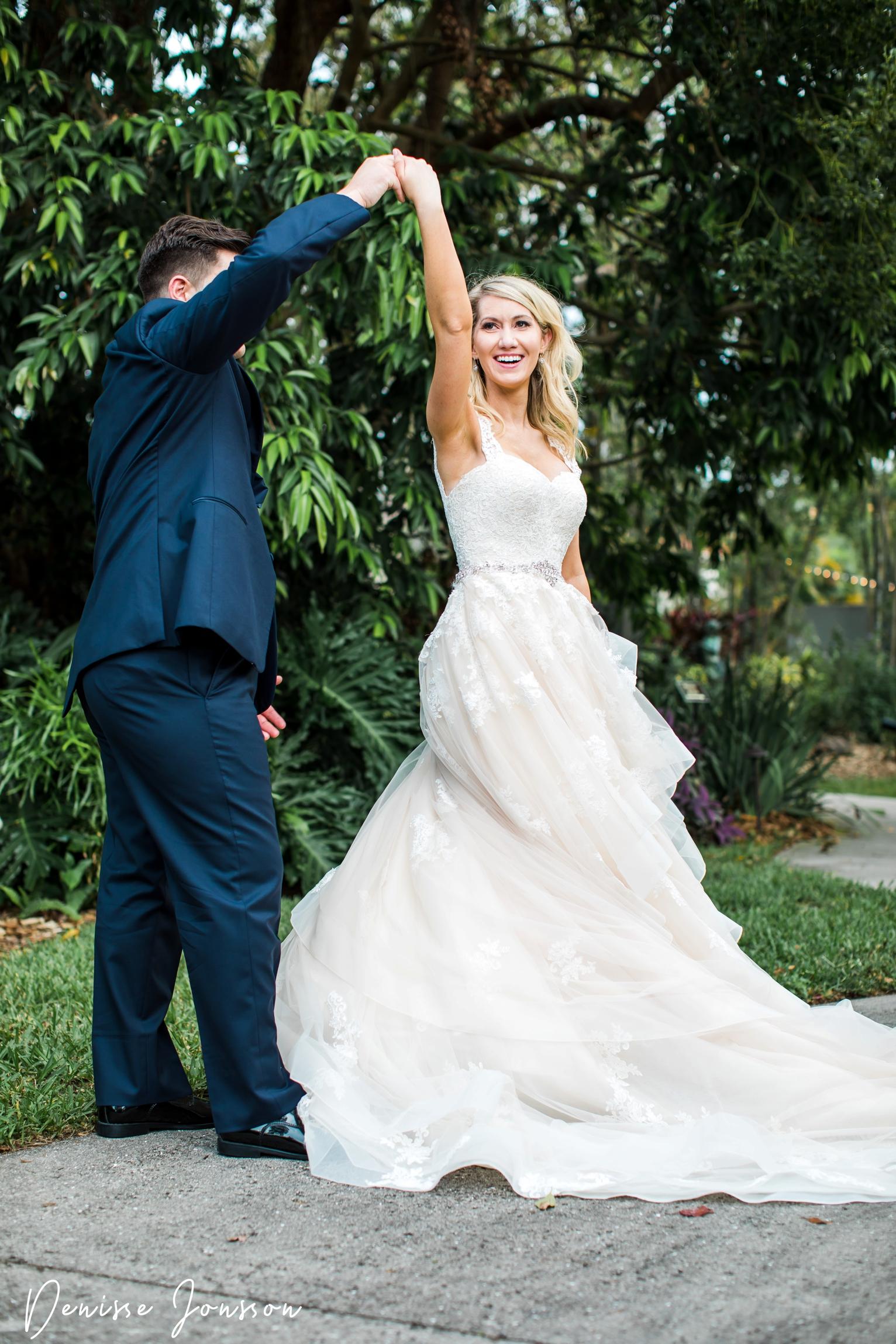 Capen House Wedding