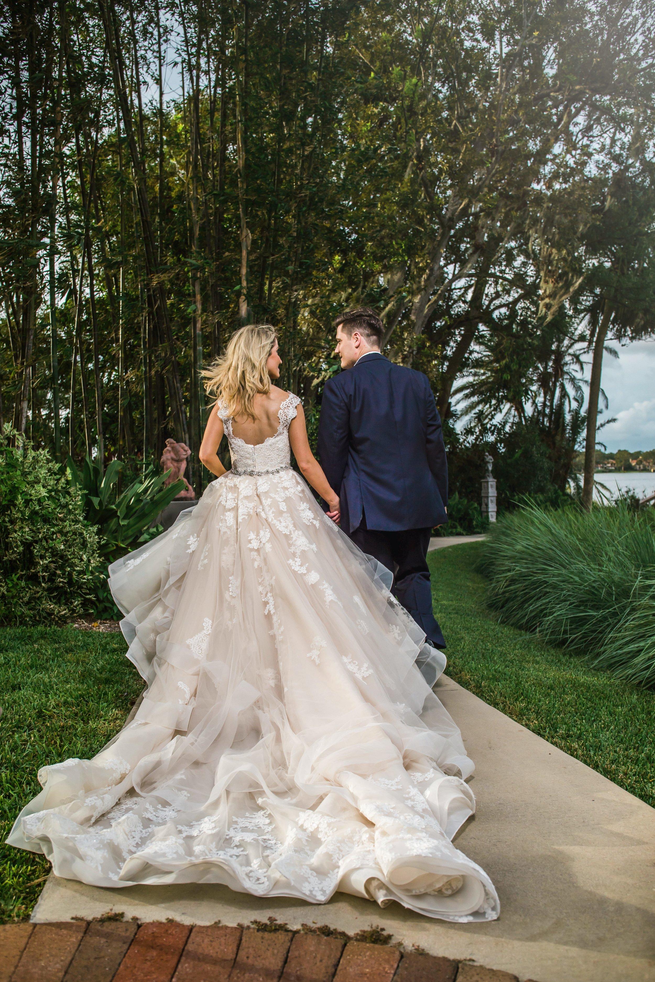Top Luxury Wedding Photographer in Orlando