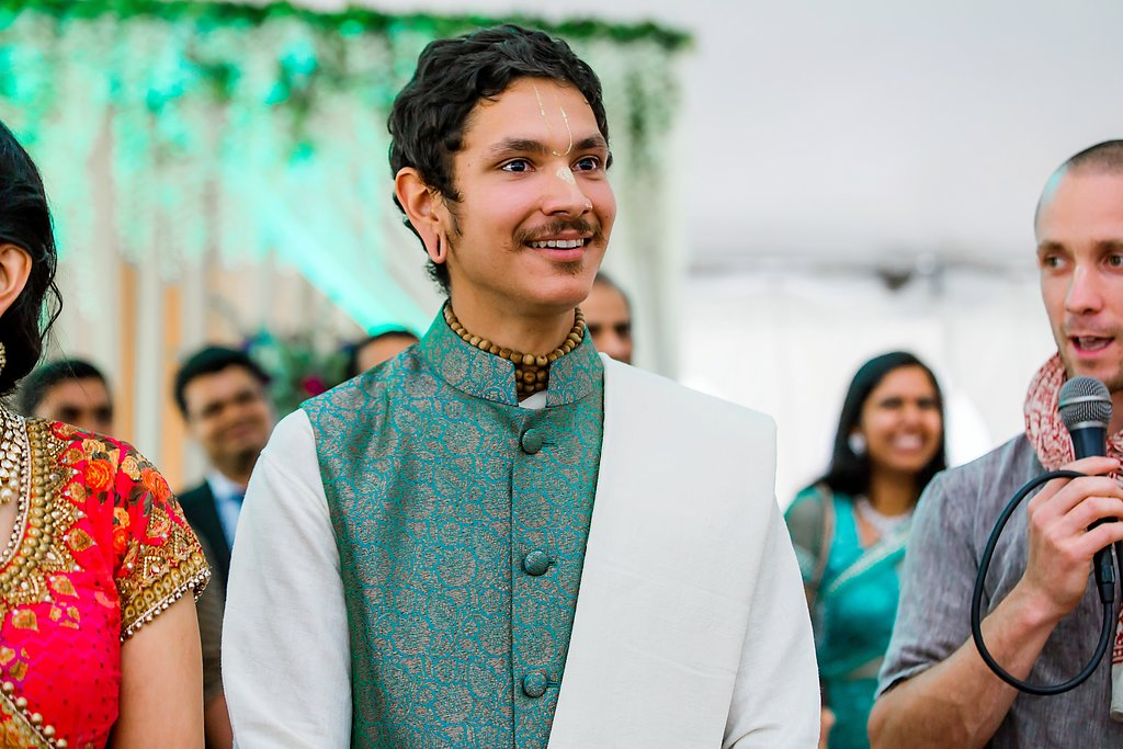 Indian wedding engagement