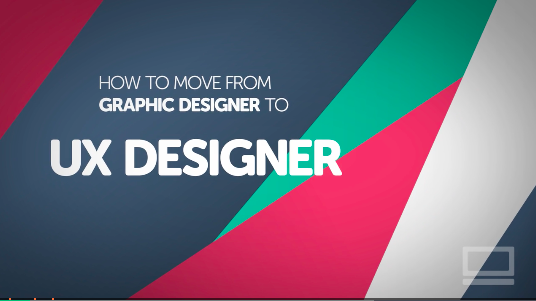 2h 25m    Move from Graphic Designer to UX DESIGNER    Are you a designer looking to increase your income? Check out this course to make the transition from graphic design to a UX.