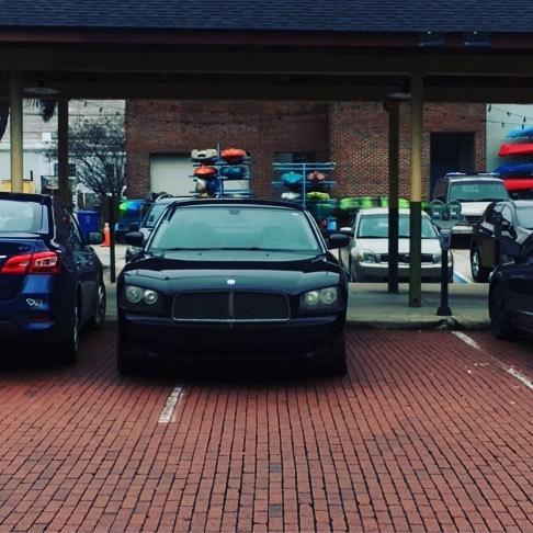 Classic. 💥👍💥 #parkingfail #blesshisheart