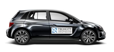 Opaque Vehicle Decals - White opaque decals to put on your car body or your car window.