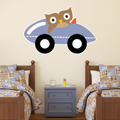 Wall Stickers - Repositionable and reusable. Use any image and cut to any shape.