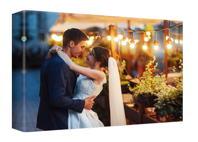 """Canvas Prints - Hand-Wrapped canvas prints with a 1.5"""" frame and three custom edge options."""