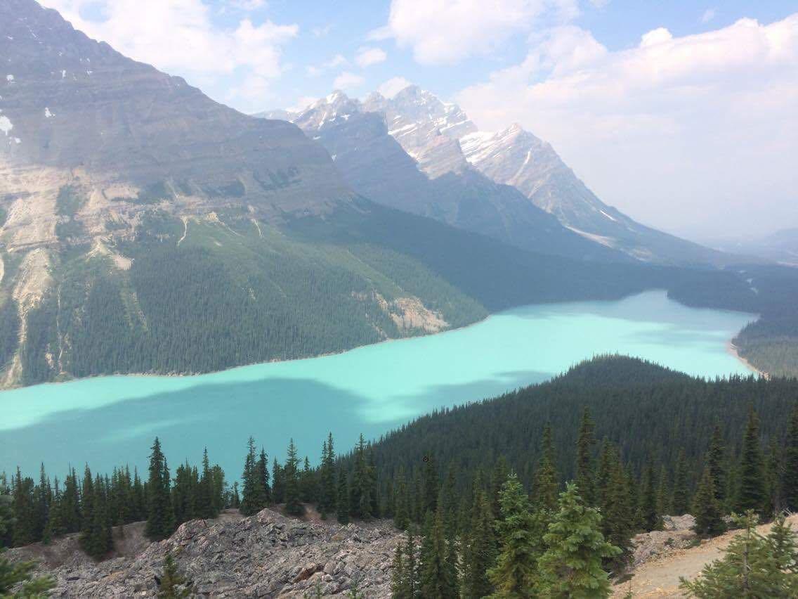 - Canadian Rockies