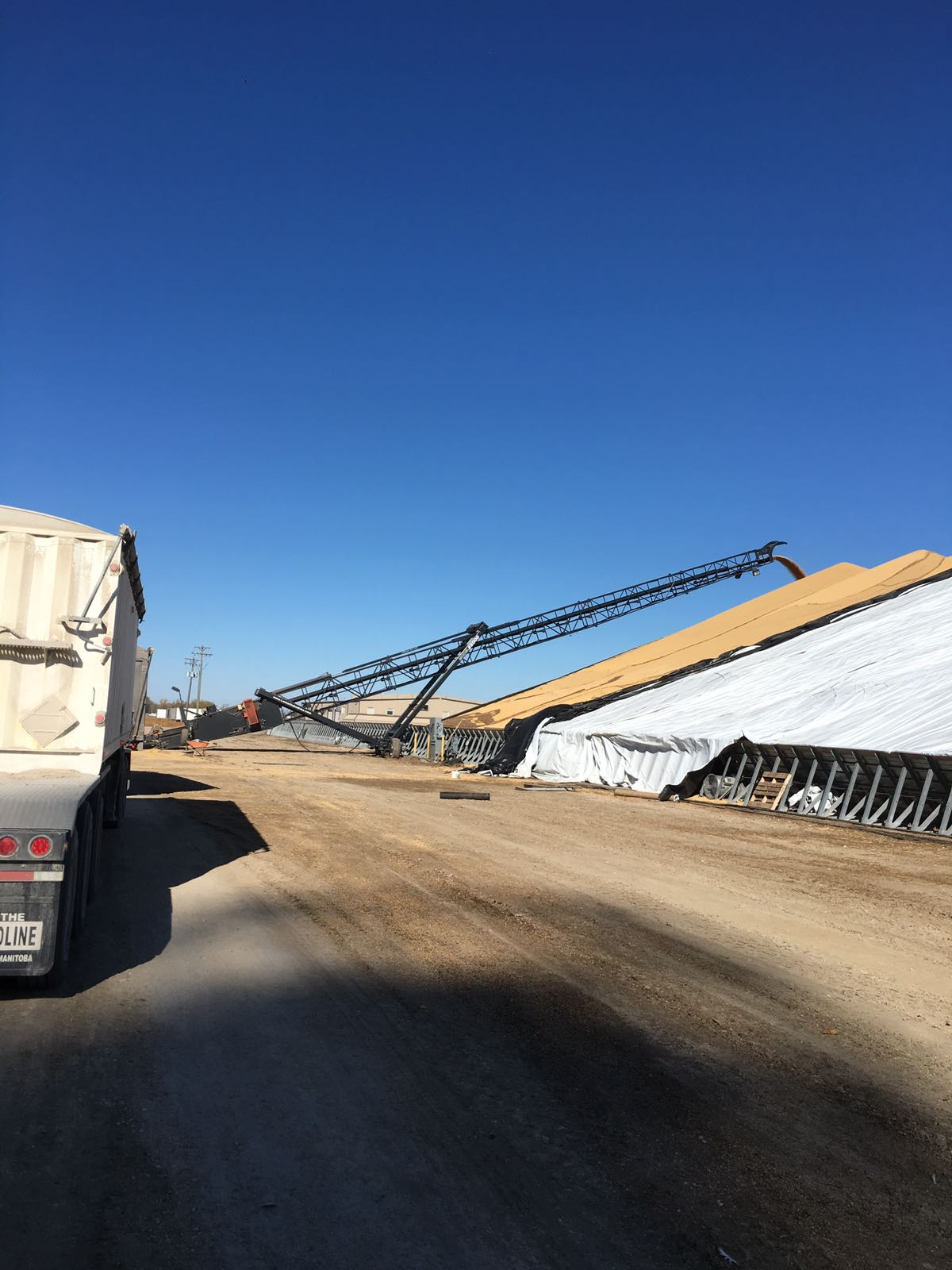 Soybean bunker: 2017 delivery